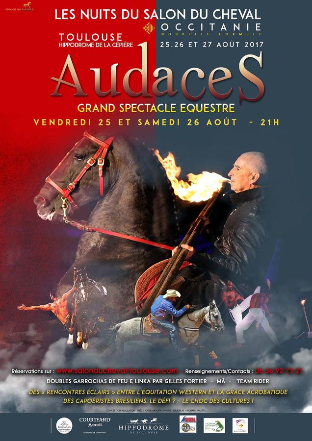 Gilles fortier spectacle questre les dates - Salon cheval toulouse ...
