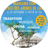 Inauguration arènes Lunel