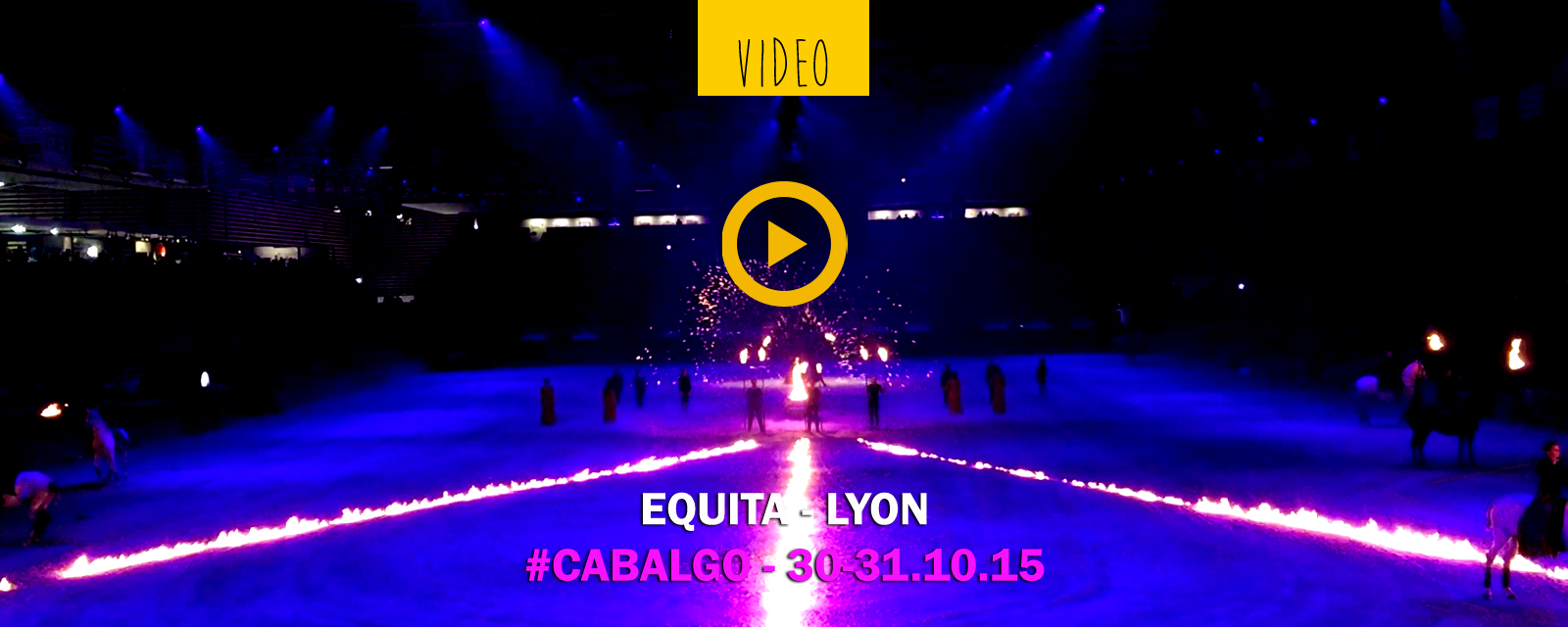 Video Spectacle Cabalgo