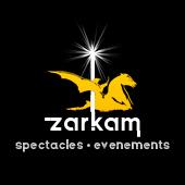 Zarkam horse show logo