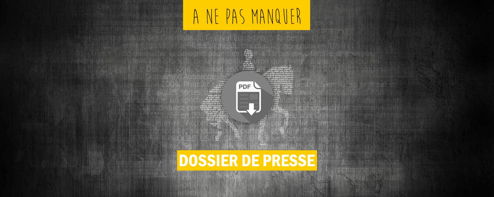 Dossier de presse Gilles Fortier
